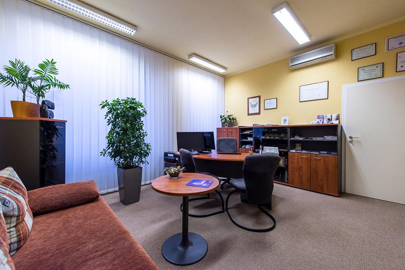 kancelář plastické chirurgie